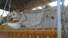 Reclining Buddha Sleeping Buddha Photo