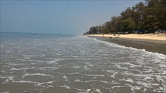 Shine Thar Yar Beach Dawei Photo